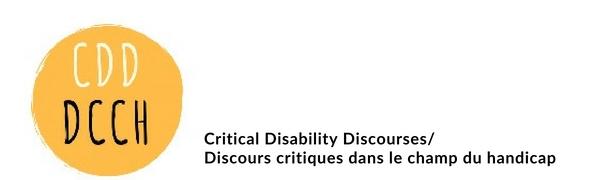 Critical Disabilities Discourses